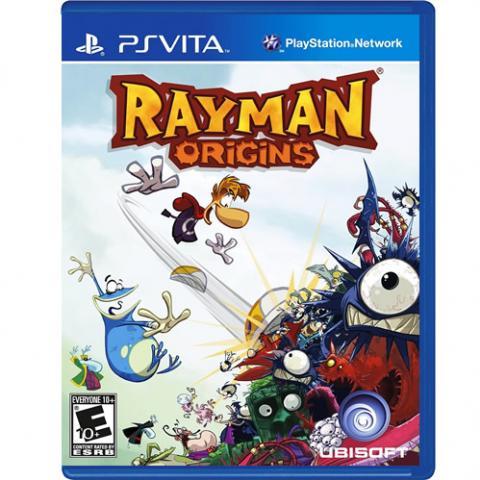 Rayman Origins (PSVITA)