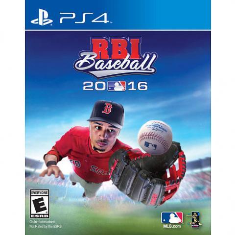 R.B.I. Baseball 2016 (PS4)