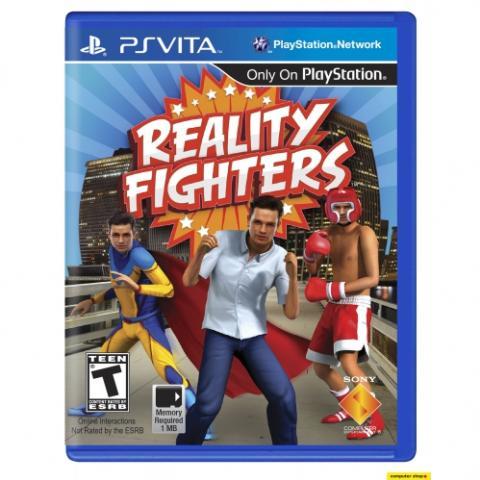Reality Fighters (PSVITA)
