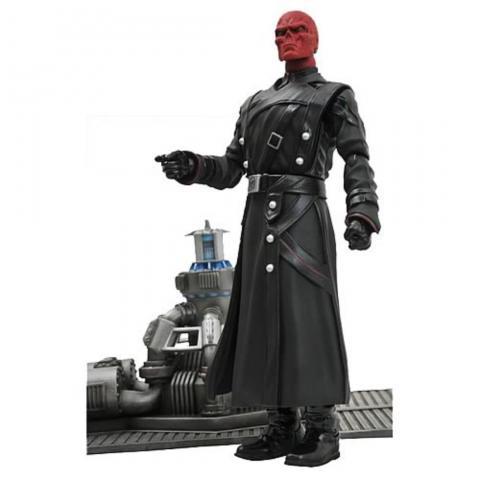 Red Skull The First Avenger
