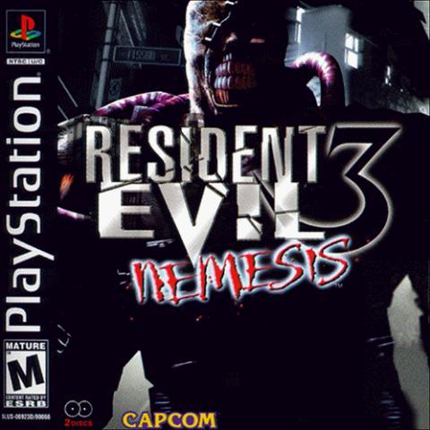 Resident Evil 3 Nemesis (PS1)