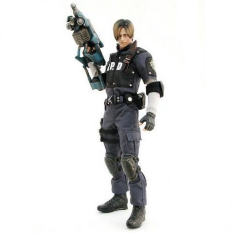 Resident Evil 4 - Leon S. Kennedy (R.P.D. Uniform Version)