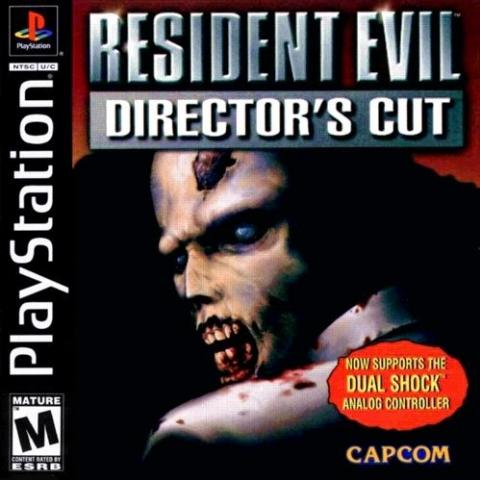 Resident Evil Director's Cut (PS1)