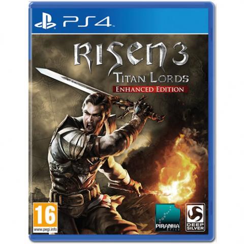 Risen 3: Titan Lords - Enhanced Edition (PS4)