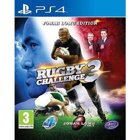 Rugby Challenge 3 (PS4)