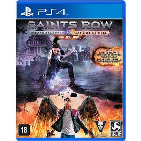 Saints Row IV: Re-Elected (PS4)