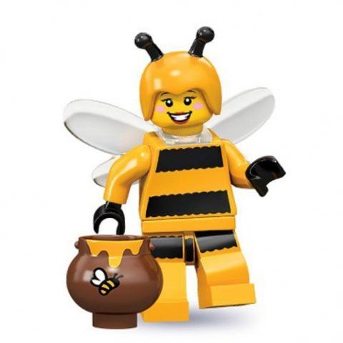 Série 10 - Bumblebee Girl