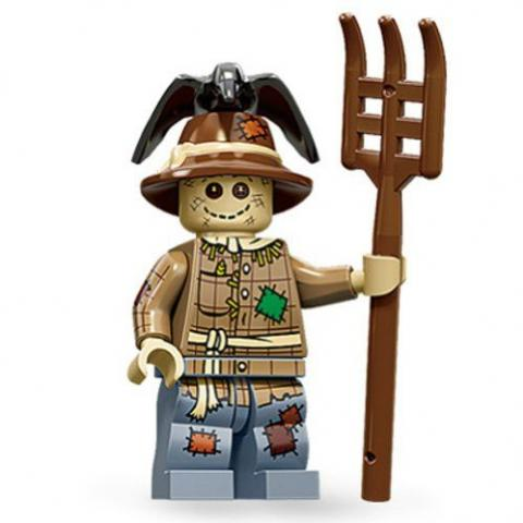 Série 11 - Scarecrow