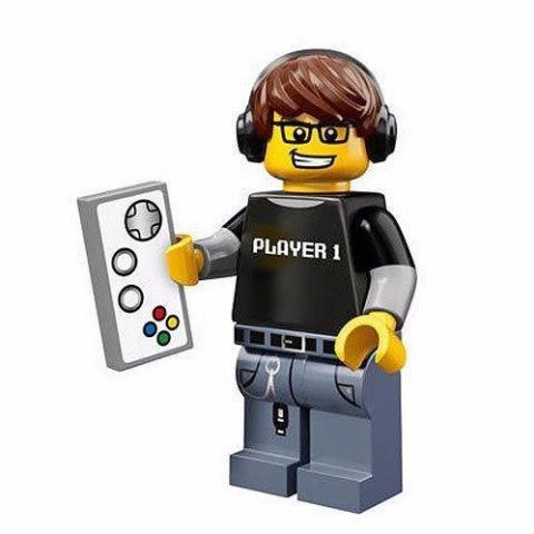 Série 12 - Video Game Guy