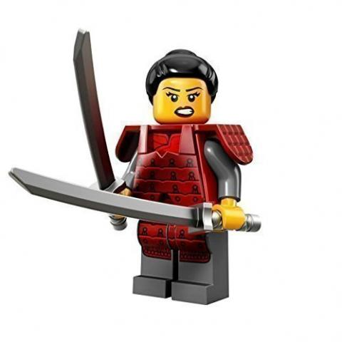 Série 13 - Samurai