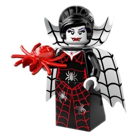 Série 14 - Spider Lady