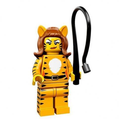 Série 14 - Tiger Woman