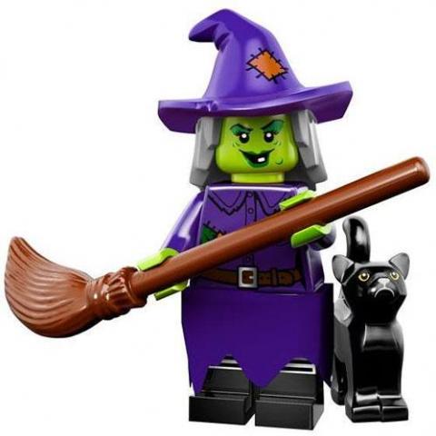 Série 14 - Wacky Witch