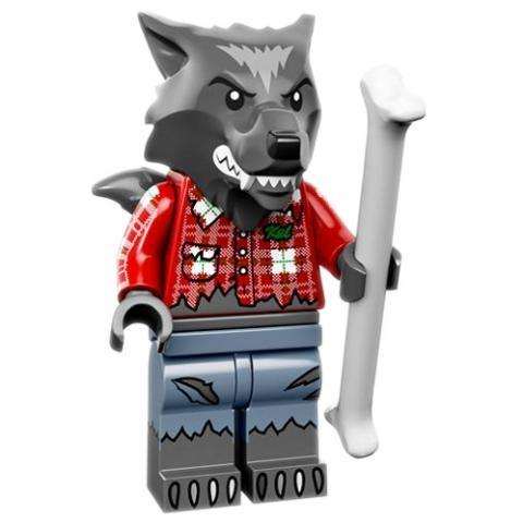 Série 14 - Wolf Guy