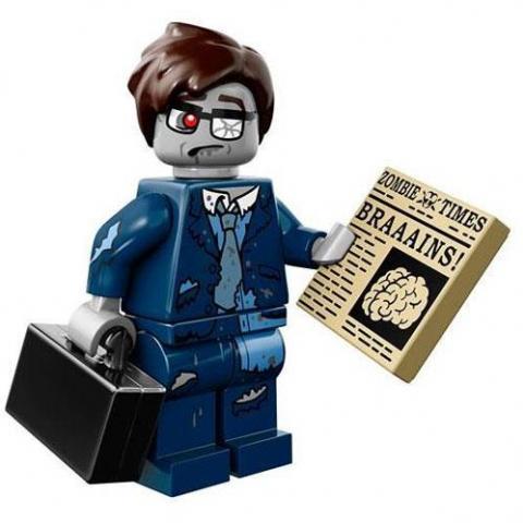 Série 14 - Zombie Businessman
