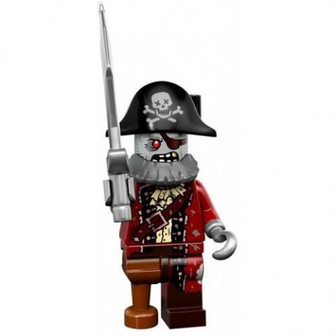 Série 14 - Zombie Pirate