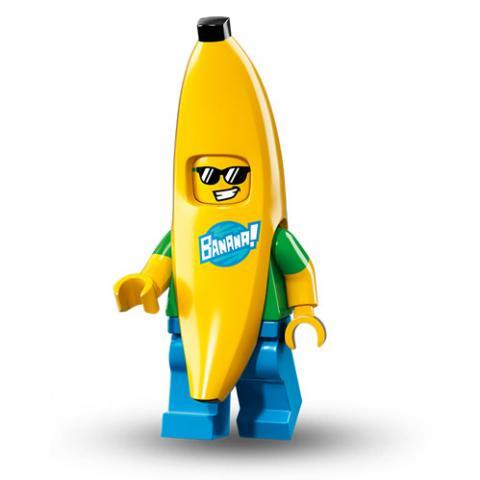 Série 16 - Banana Guy