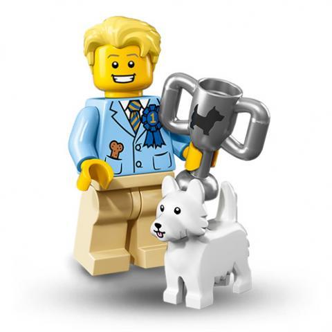 Série 16 - Dog Show Winner