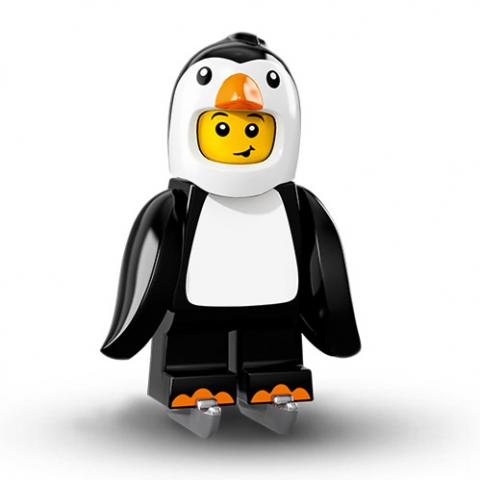 Série 16 - Penguin Boy