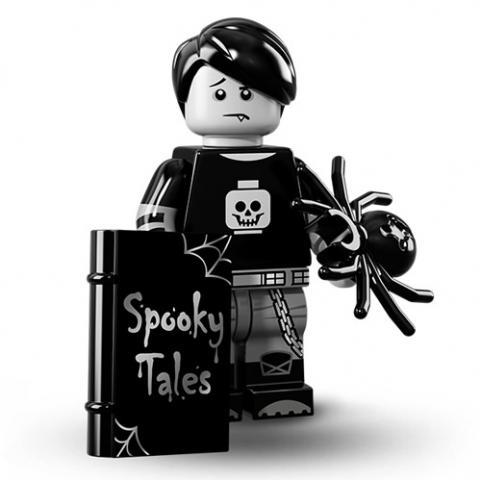 Série 16 - Spooky Boy