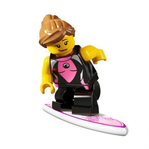 Série 4 - Surfer Girl