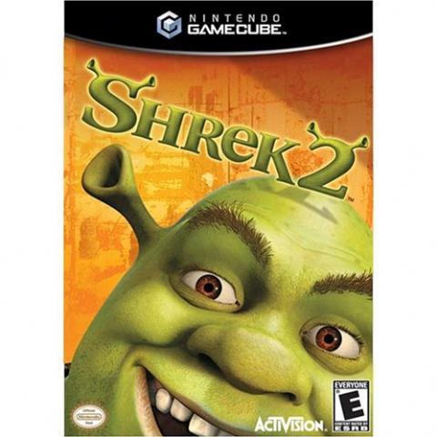 Shrek 2 (GCUBE)