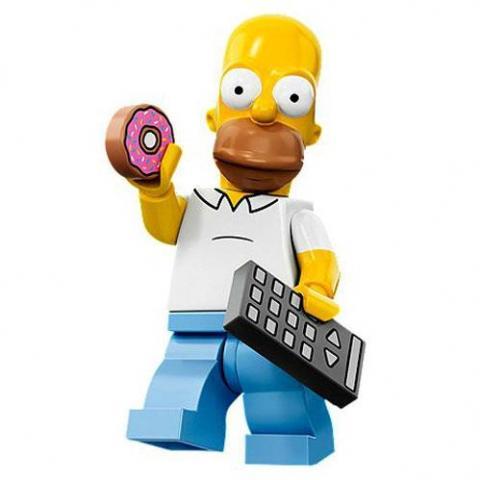 Simpsons Série 1 - Homer Simpson