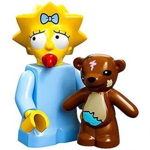 Simpsons Série 1 - Maggie Simpson