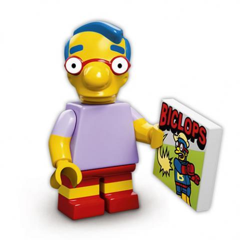 Simpsons Série 1 - Milhouse van Houten