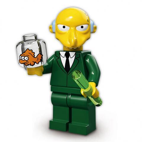 Simpsons Série 1 - Montgomery Burns