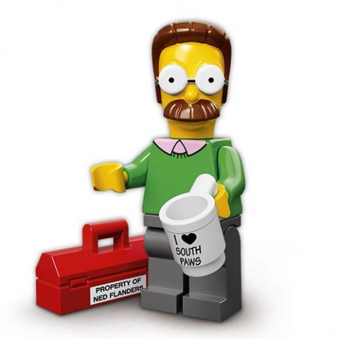 Simpsons Série 1 - Ned Flanders
