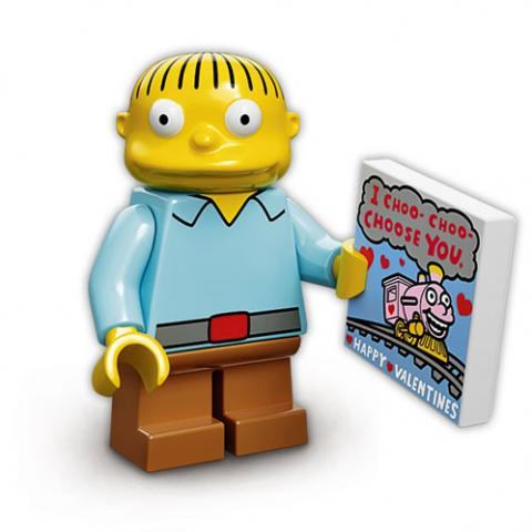 Simpsons Série 1 - Ralph Wiggum