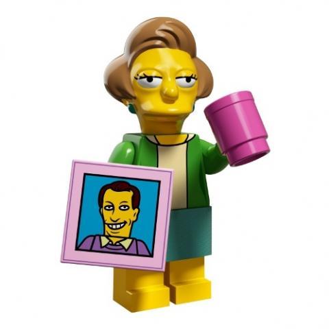 Simpsons Série 2 -  Edna Krabappel