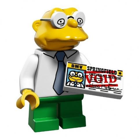 Simpsons Série 2 - Hans Moleman