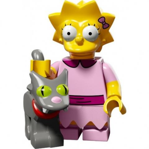 Simpsons Série 2 - Lisa and Snowball II