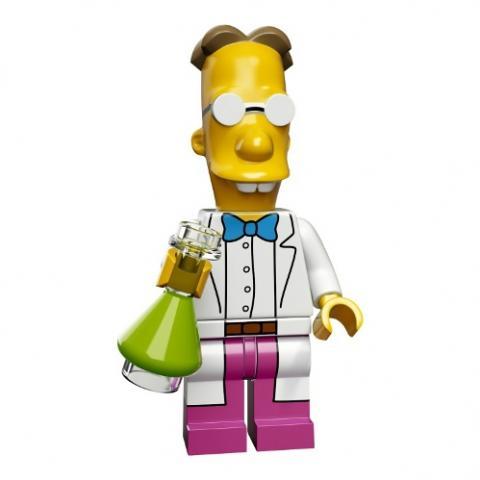 Simpsons Série 2 - Professor Frink