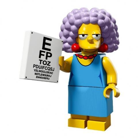 Simpsons Série 2 - Selma