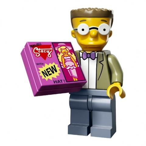 Simpsons Série 2 - Waylon Smithers