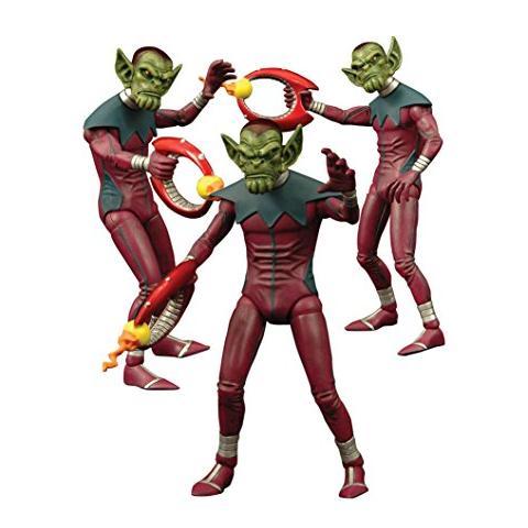 Skrull Three-Pack