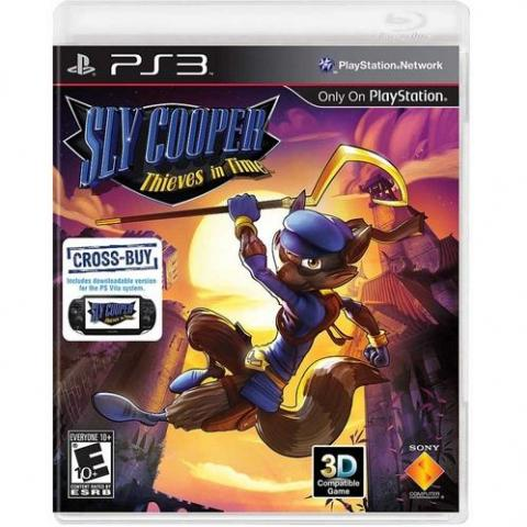 Sly Cooper Thieves in Time (PS3)