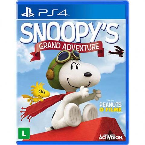 Snoopy's Grand Adventure (PS4)