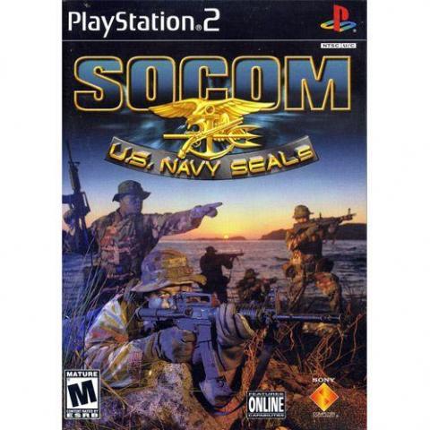 SOCOM U.S. Navy Seals (PS2)