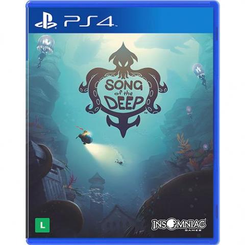 Song Of The Deep (PS4)
