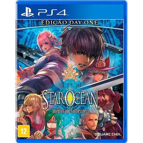 Star Ocean: Integrity and Faithlessness (PS4)