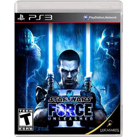 Star Wars II Force Unleashed (PS3)