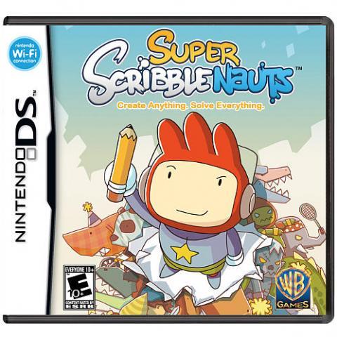 Super Scribblenauts (NDS)