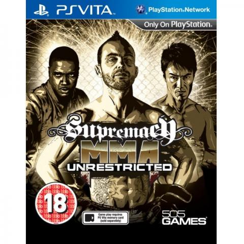 Supremacy MMA: Unrestricted