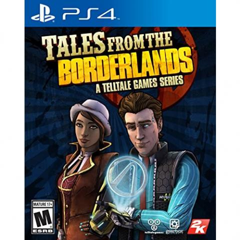 Tales From The Borderlands (PS4)