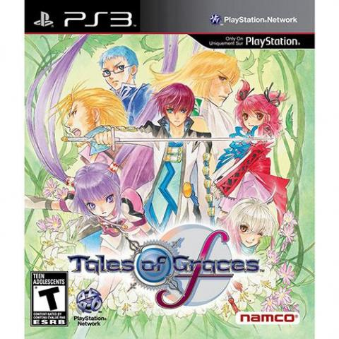 Tales of Graces F (PS3)