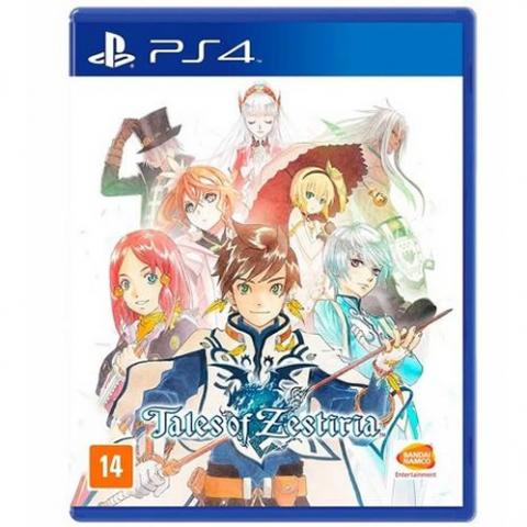 Tales of Zestiria (PS4)